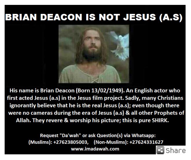 deacon-not-isa